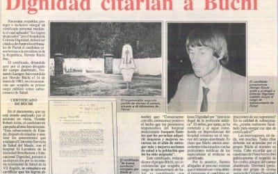 """""""Chasquilla"""" también es fans de Paul Schäfer, por """"aplaudirle la cueca"""" a Dignidad citarán también a Büchi"""