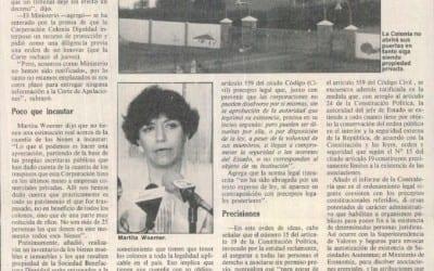 A partir de hoy deja de tener existencia legal en Chile la Colonia Dignidad