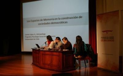Seminario: Reflexiones y desafíos para la verdad, la justicia y los trabajos de memoria