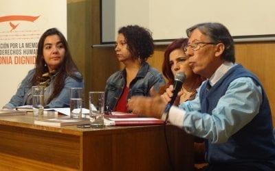 Presentan el libro Colonia Dignidad. Verdad, justicia y memoria en Linares