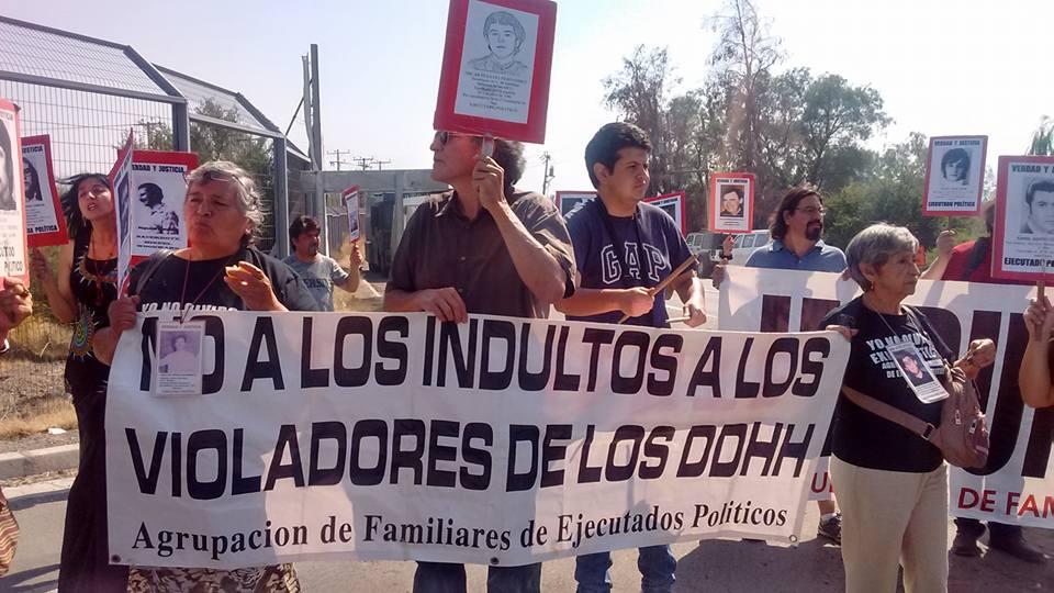 Declaración Pública contra campaña de impunidad de violadores de DD.HH. en Punta Peuco