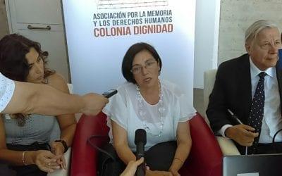"""""""La reconstrucción de esta verdad es un  derecho fundamental para todos los chilenos"""""""