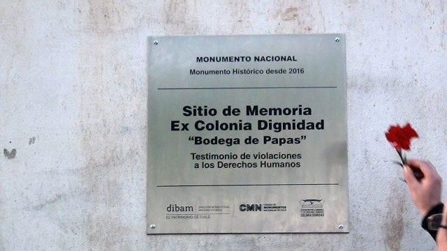 Declaración: Ante rechazo a la instalación de placa informativa que señala la calidad de Monumento Nacional donde se violaron los DD.HH. en Colonia Dignidad