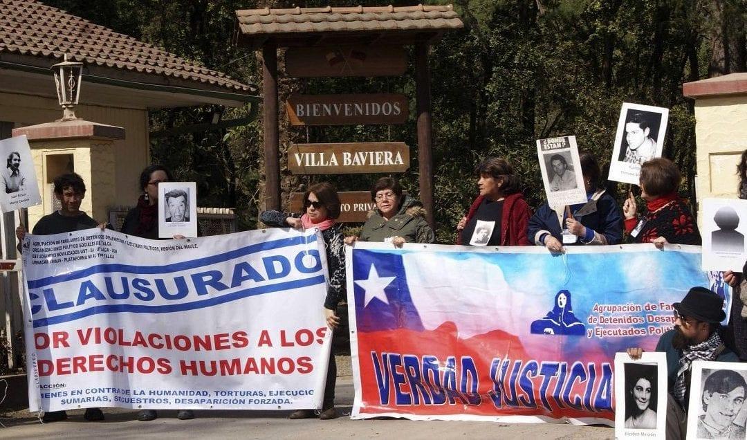 Declaración Pública ante Fallo de la Corte Supremaque condena a ex jerarcas de Colonia Dignidad y a un ex agente de laDINA por delito de secuestro y torturas