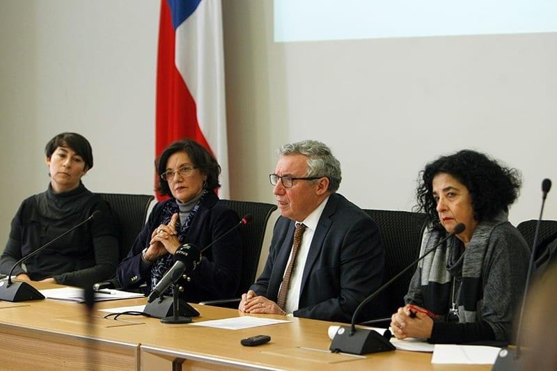 Organizaciones emplazan al Estado avanzar en Comisión Colonia Dignidad