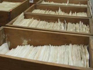Apertura del Archivo Colonia Dignidad en el Archivo Nacional de la Administración