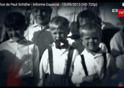Los niños de Paul Schäfer – Informe especial