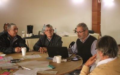 Víctimas de Colonia Dignidad se reunieron en encuentro sobre recuperación de la memoria en la ciudad de Parral